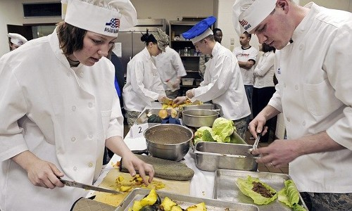 Health and Safety for Hospitality and Catering - Hazards